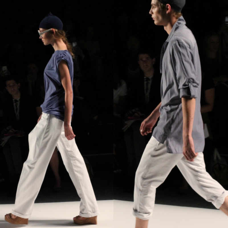 New York Fashion Week: Nicholas K Spring 2013 Runway