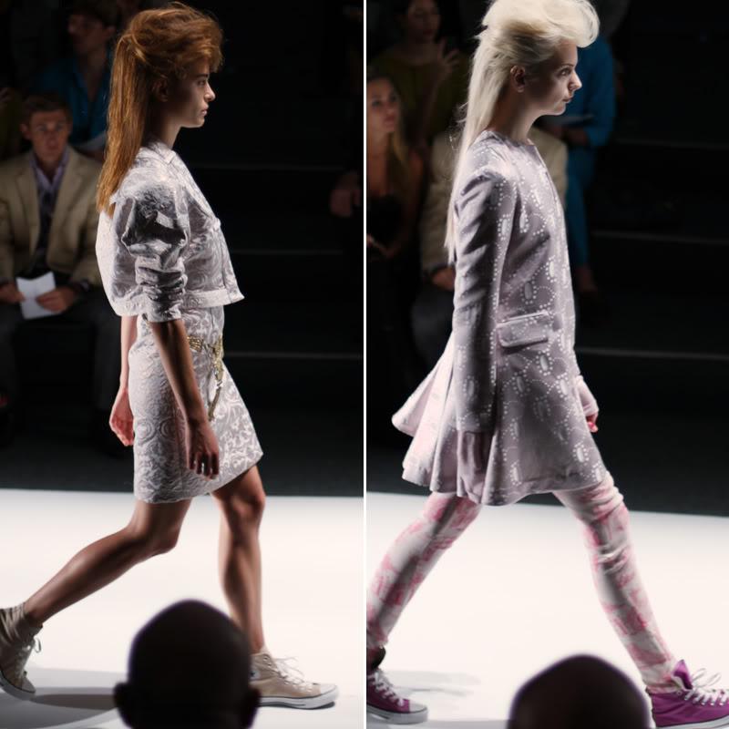 New York Fashion Week: Ruffian Spring 2013 Runway