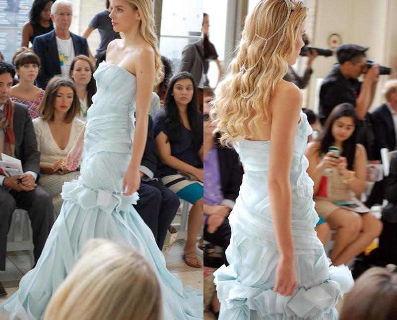 New York Fashion Week: Nina Skarra Spring 2013 Runway