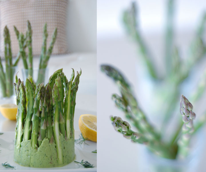 The Global Girl Raw Food Recipes: Raw Asparagus Dip with Avocado, Dill, Lemon & Garlic. This delicious raw dip is vegan, oil free and dairy free. width=