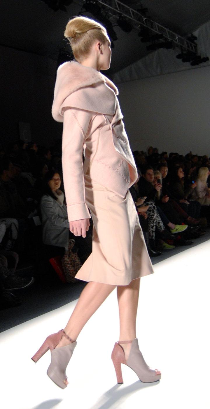 The Global Girl: Son Jung Wan Fall 2013 Runway Collection - New York Fashion Week