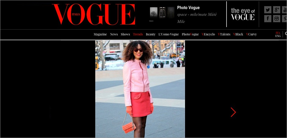 (English) Vogue Italia