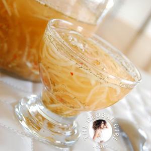 Raw Healing Probiotic Noodle Soup