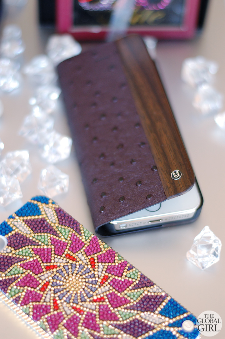 Swarovski Crystal Embellished iPhone Cases by Uunique London