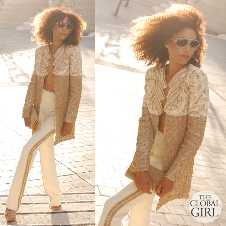 theglobalgirl-the-global-girl-ndoema-women-tuxedo-striped-pants-beaded-aviator-sunglasses-natural-hair-mimi-plange-matthew-williamson-suede-clutch01