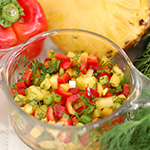 Raw Mexican Salsa