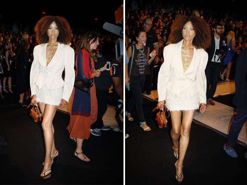 New York Fashion Week: BCBG Max Azria Spring 2013 Runway