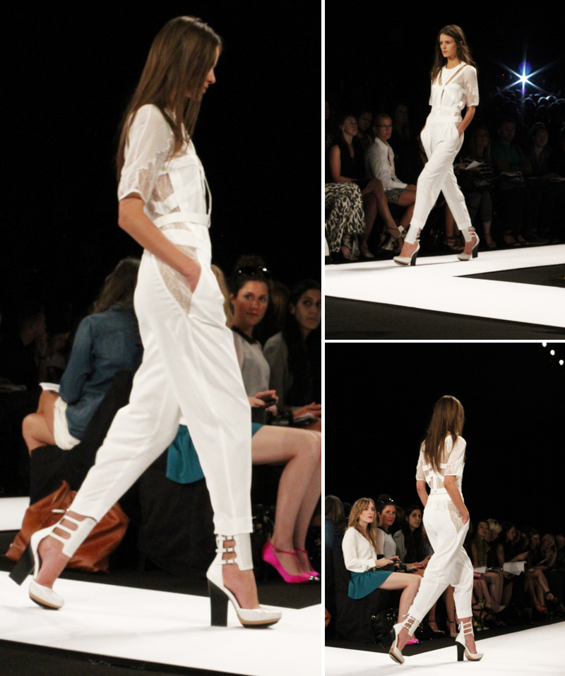 New York Fashion Week: BCBG Max Azria Spring 2013 Runway
