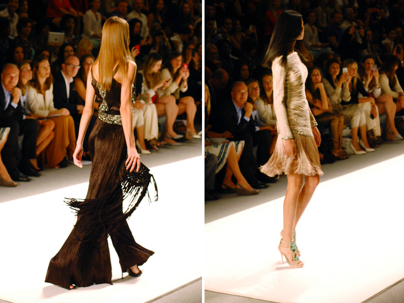 New York Fashion Week: Carlos Miele 2013