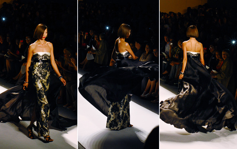 New York Fashion Week: Farah Angsana Runway