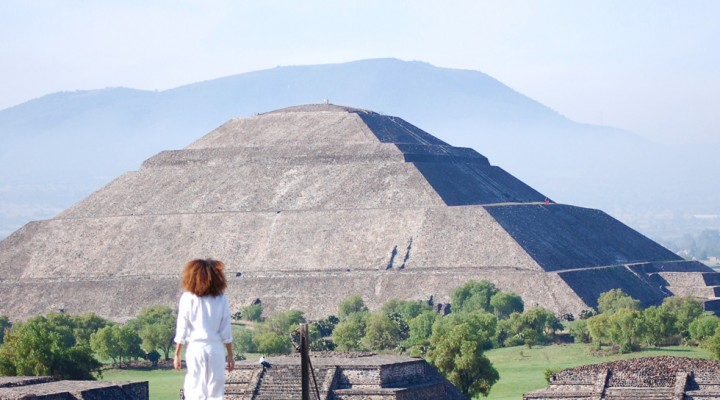 Teotihuacan Diaries: Pyramid of the Sun