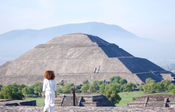 (English) Teotihuacan Diaries: Pyramid of the Sun