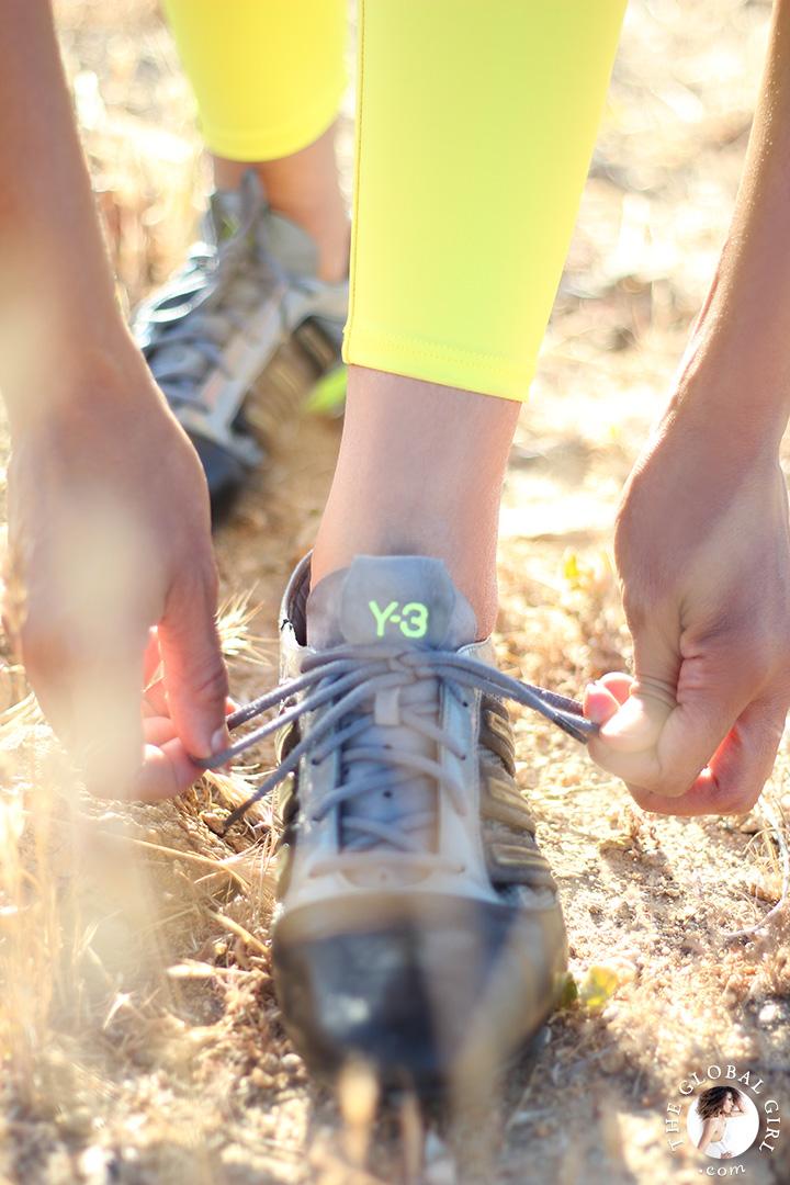 Adidas Y-3 by Yohji Yamamoto sneakers