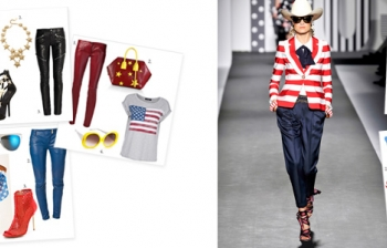 (English) Patriotic Chic