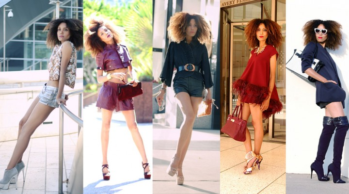 5 Stylish Ways To Glam Up Shorts