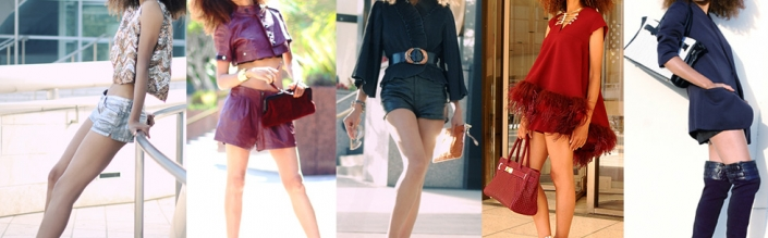 (English) 5 Stylish Ways To Glam Up Shorts