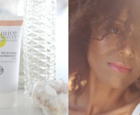 Beauty Pick of The Week: Juice Beauty Tinted Moisturizer