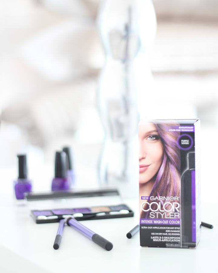 Garnier Color Styler in Purple Mania