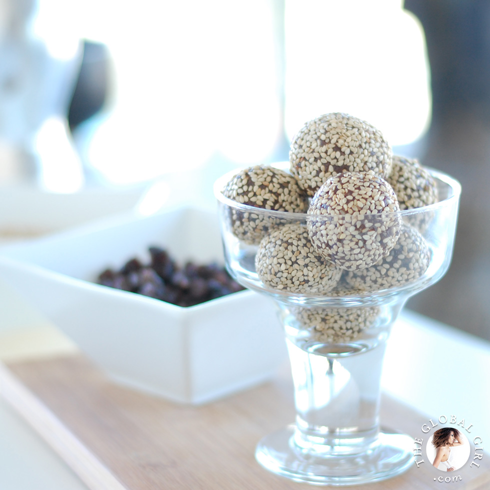 chocolate-sesame-ball-raw-vegan-gluten-dairy-oil-free-healthy-dessert ...