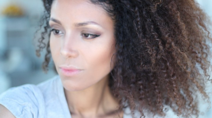 Ndoema's secret DIY natural makeup setting spray.