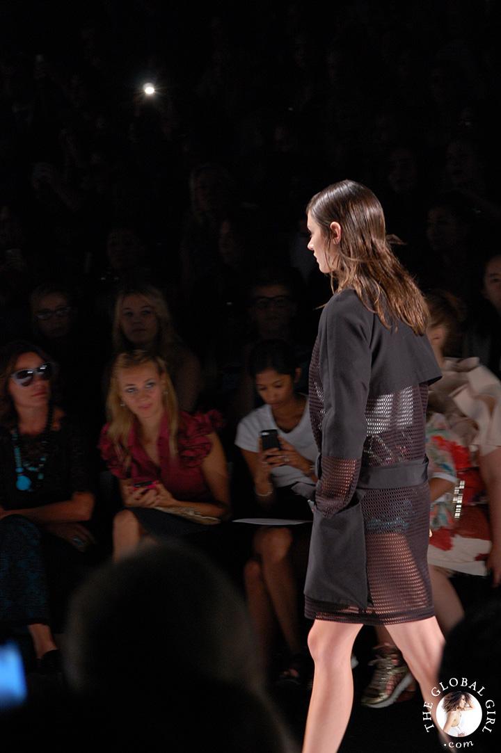 New York Fashion Week: Vivienne Tam Spring Summer 2015 runway collection.