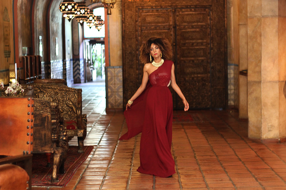 Conde Nast Traveler: Escape to Morocco with The Global Girl