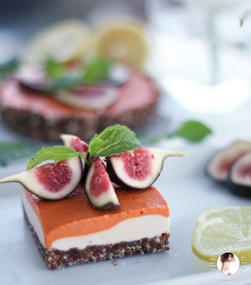 Theglobalgirl the global girl vegan cheesecake raw food dessert theglobalgirl the global girl vegan cheesecake raw food dessert recipe fig lemon gluten free dairy free oil free healthy featured forumfinder Gallery