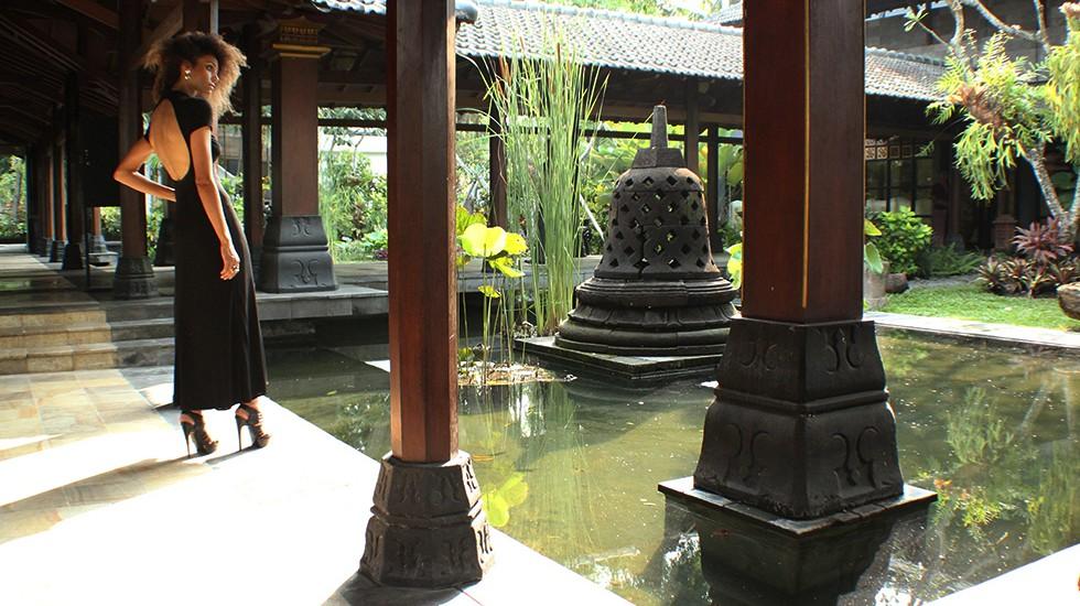 A Green Oasis in Yogyakarta