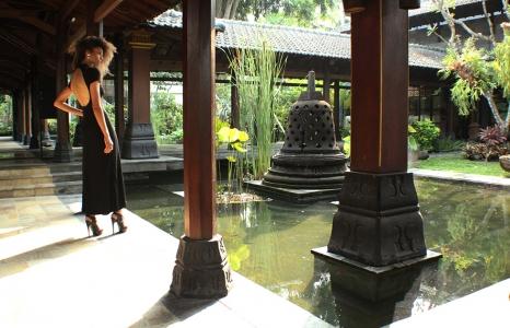 (English) A Green Oasis in Yogyakarta