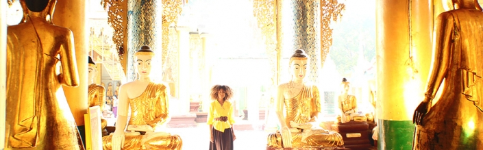New Year Greetings from The Golden Land of Myanmar
