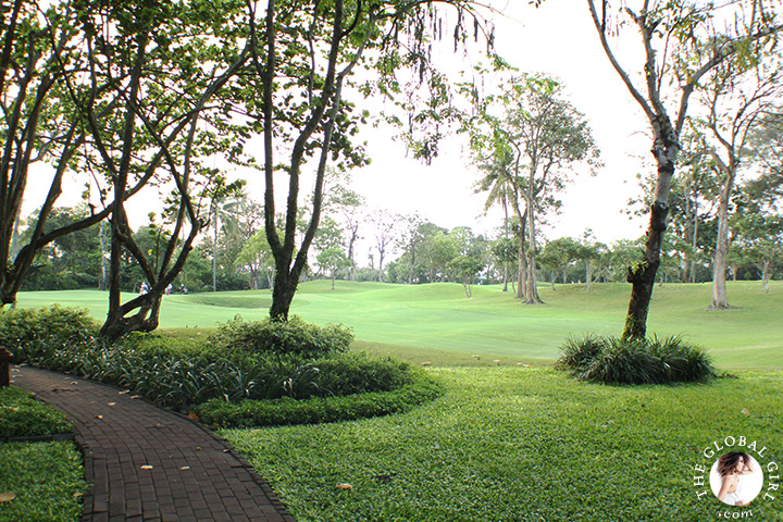 The Global Girl Travels: Hyatt Regency Yogyakarta in Indonesia. A green oasis in the island of Java.