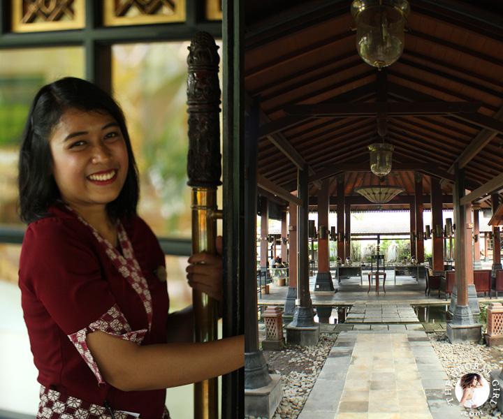 The Global Girl Travels: The Hyatt Regency Yogyakarta in Indonesia. The Javanese hospitality is truly special.