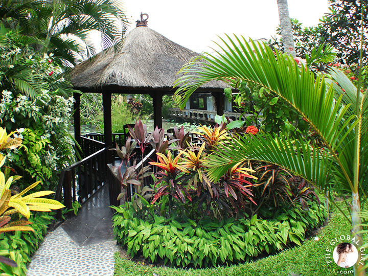 The Global Girl Travels: A magical Bali Getaway set amongst lush tropical gardens.