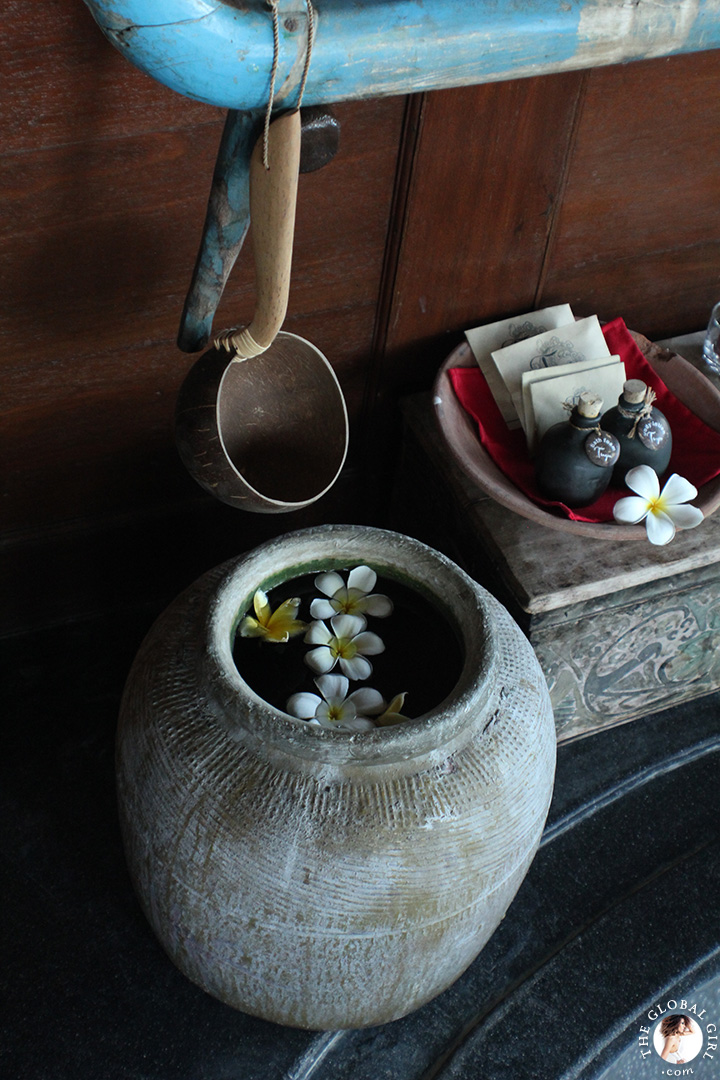 The Global Girl Travels: Exotic Indonesian beach front suites with private attached spa in Canggu Beach, Bali