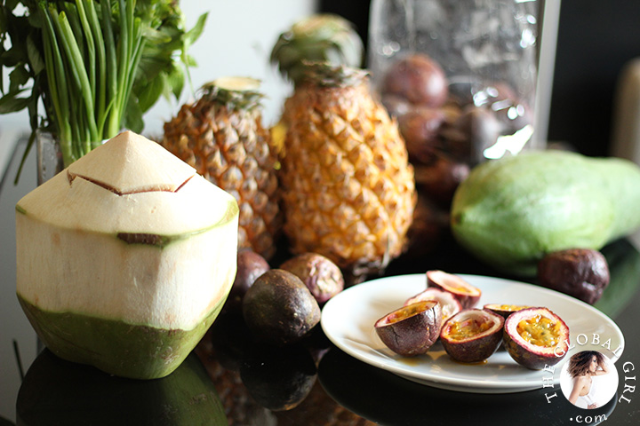 A Peek into The Global Girl Thai Kitchen: