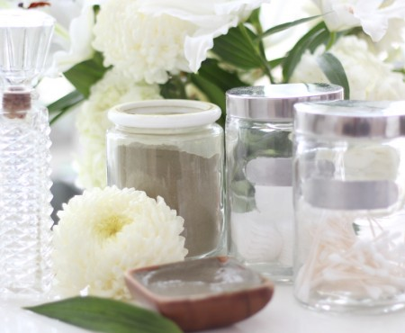 DIY Purifying Facial Mask