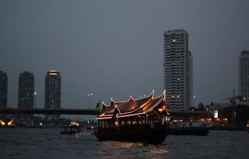 (English) Up Chao Phraya River, Bangkok