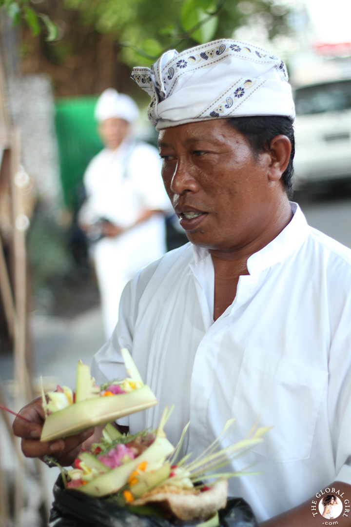 The Global Girl Travels: Traditional Sacred Barong Ceremony in Bali.