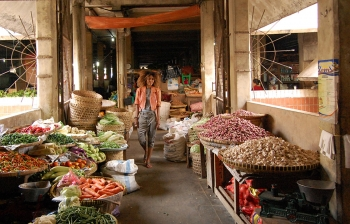 At Yogyakarta's Beringharjo Market