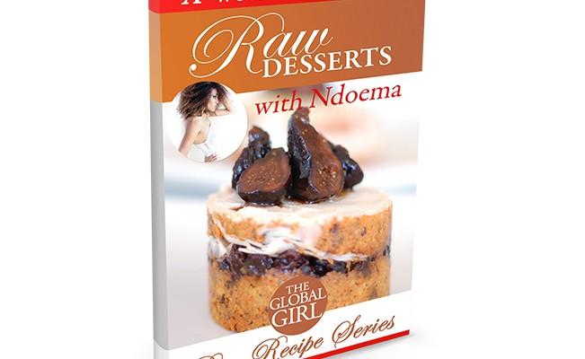 A Week's Worth of Raw Desserts
