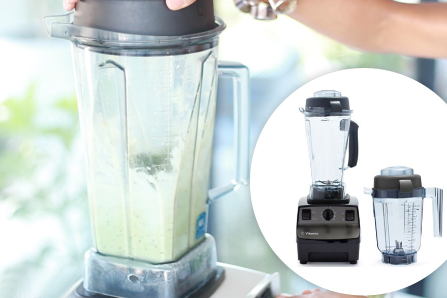 The Global Girl's Top 5 Raw Vegan Kitchen Essentials: Vitamix Blender