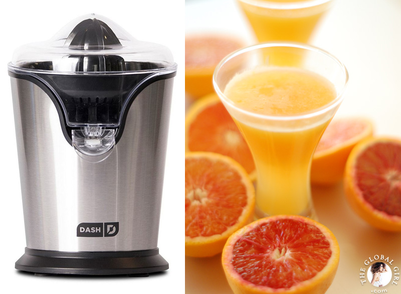 The Global Girl Beauty Juice Fast: Ndoema shares her top 5 juicers, tools and tips for a successful 90 day juice fast. This inexpensive stainless steel citrus juicer brings on some serious beauty boosting power.