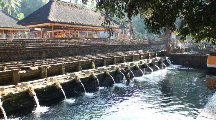 Holy Springs at Tirta Empul