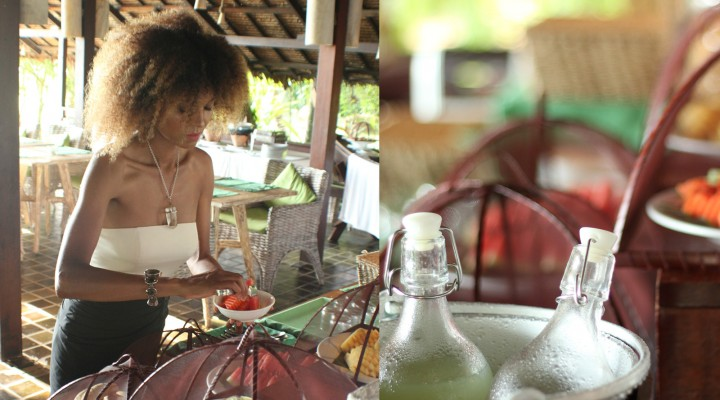 Breakfast in Koh Yao Noi