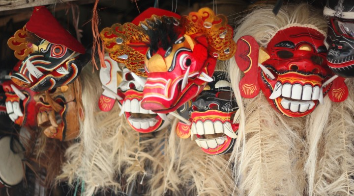 Happy Halloween! (Bali-Style)