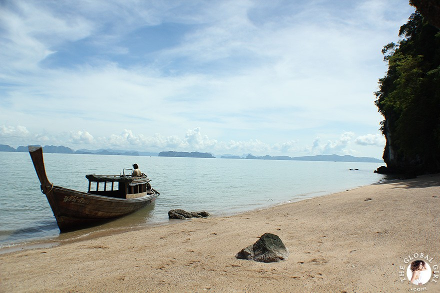 The Global Girl Travels: Picture perfect private island in the Phang Nga Bay off Koh Yao Noi, Thailand.