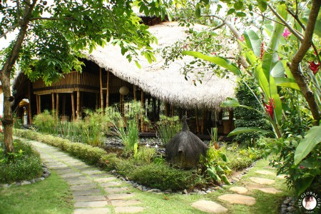 The Global Girl Travels: Holistic Healing at luxury eco-friendly wellness resort in Ubud, Bali.