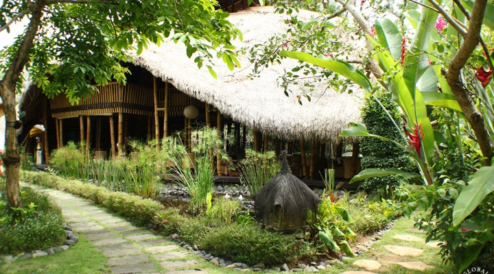 Holistic Healing at Ubud's Eco-Lux Wellness Sanctuary