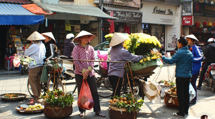 Hanoi's Old Quarter (Part 1)