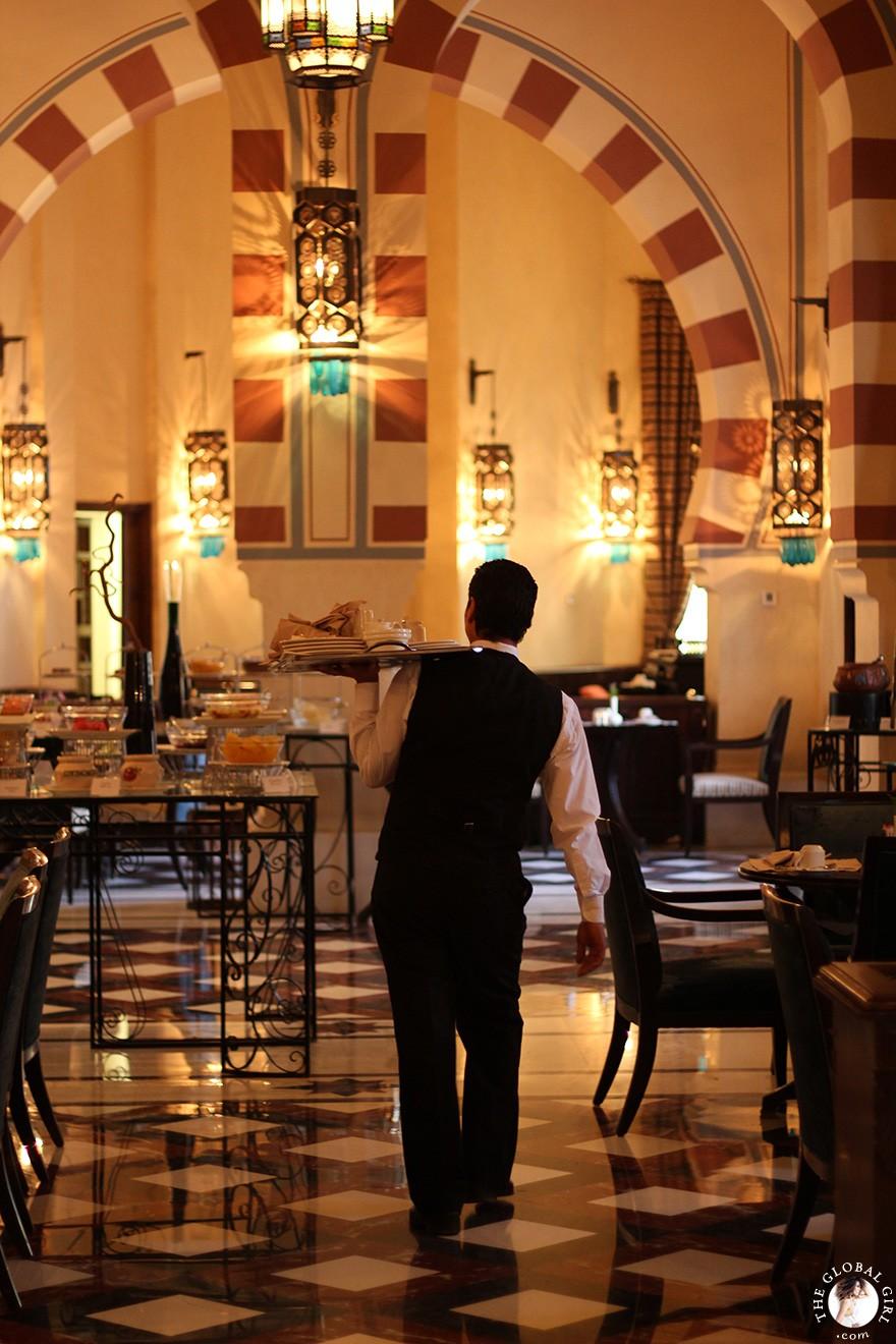 The Global Girl Travels: The Saraya, the gourmetMediterranean restaurant at The Sofitel Legend Old Cataract Hotelin Aswan, Egypt.